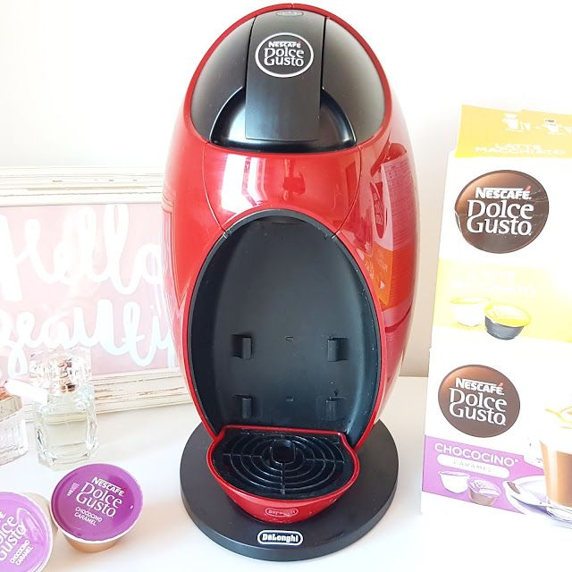 The New Love Of My Life Nescafé Coffee Machine Dolce