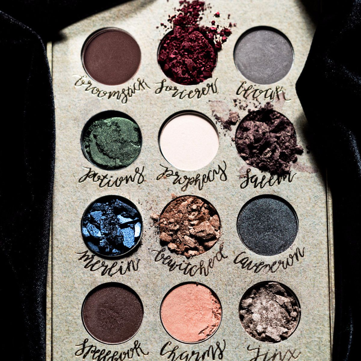 Wizardry and Witchcraft Storybook Palette Storybook