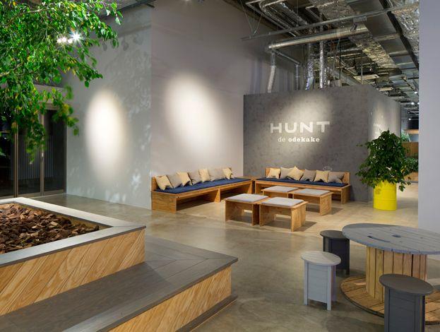 広島 東京 建築設計事務所 Suppose Design Office Co Ltd Works Hunt De Odekake 店のインテリアデザイン デザイナー デザイン