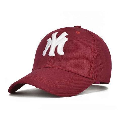 c19e9ef7076 Adult Unisex Casual Solid Adjustable Baseball Caps Snapback Hats For Men  Baseball Cap Women Men White
