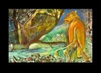"""A. Solodov """"Lioness"""" 
