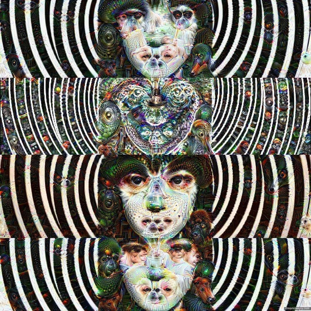 Multiple layers of a beautiful face one of the rarest to ever grace the human race.  Bonus points to anyone who can tell me who this is originally a picture of. #deepdream #layout #wcw #wce #wcf #trippy #psychedelic #surreal #avantgarde #weirdshit #wtf #60s #nouvellevague #thatsyouronlyhint by colt.classics