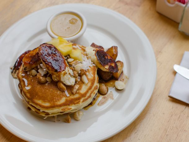 Slide Show | A Complete Guide to Pancake Month at Clinton St. Baking Co., NYC | Serious Eats