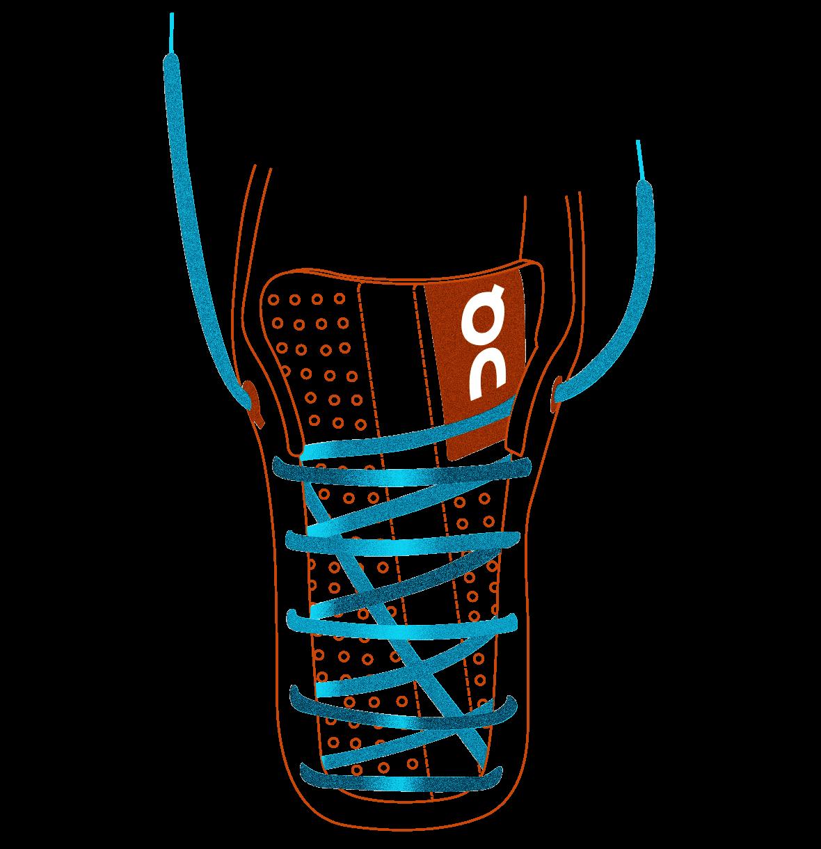 Running Shoe Lacing Techniques - breathlessrunner