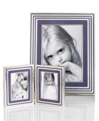 Vera Wang Picture Frames With Love Lavender Collection Picture