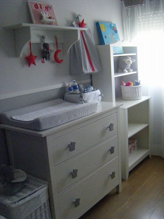 Pin von silvina auf bedrooms pinterest kinderzimmer - Baby jungenzimmer ...