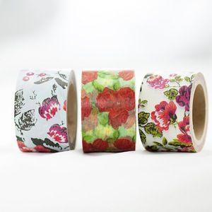 Image of Vintage Floral Washi Tape