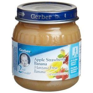 Amazon Com Gerber Baby Food Baby Gerber Baby Food Baby Food Formula Baby Food Recipes