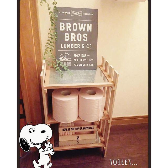 かわいいトイレの作り方、インテリアと収納アイデアまとめ | iemo[イエモ]