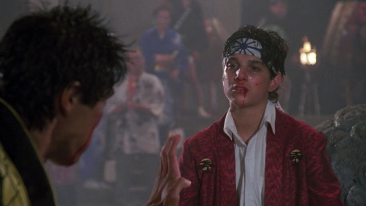 karate kid ii the final confrontation - The Karate Kid Halloween Fight