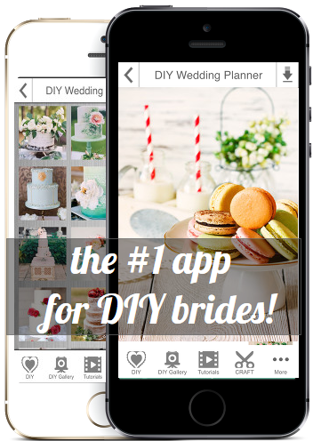 Want unique and awesome wedding ideas and How To tutorials? Need amazing floral decor ideas & inspirations? Looking for comprehensive planning tutorials? Download the only DIY Wedding Planning app for DIY brides! Everything you need to plan your wedding is in this app. You can plan your whole wedding with the app. Create Seating charts, checklists, rsvp software.Search recipes, music playlists, etiquette advice and so much more. #weddingplanning #weddingapp #diywedding