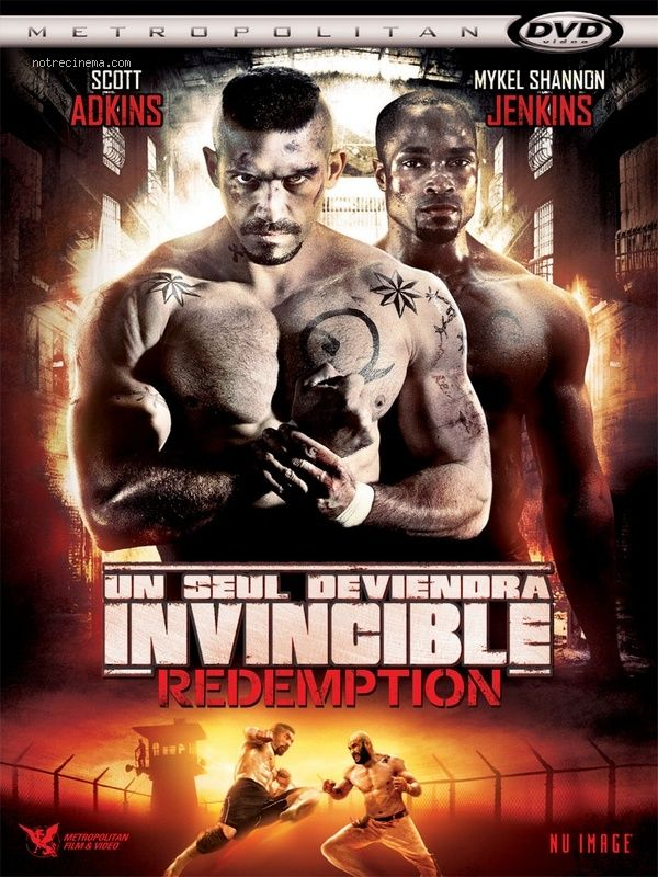 Un Seul Deviendra Invincible 2 Streaming : deviendra, invincible, streaming, Bonsoir, L'honneur, Deviendra, Invincible, Rédemption, Upcoming, Movies,, Escape, Movie,