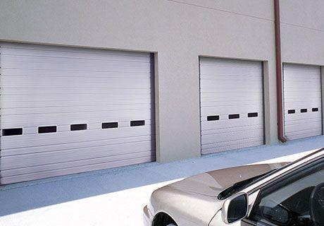 Commercial Doors U0026 Overhead Industrial Doors By Clopay