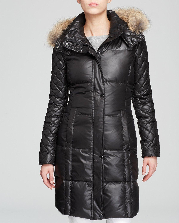 Marc New York Alana Laquer Puffer Coat Sale Women Bloomingdale S Puffer Coat Marc New York Coat [ 1500 x 1200 Pixel ]