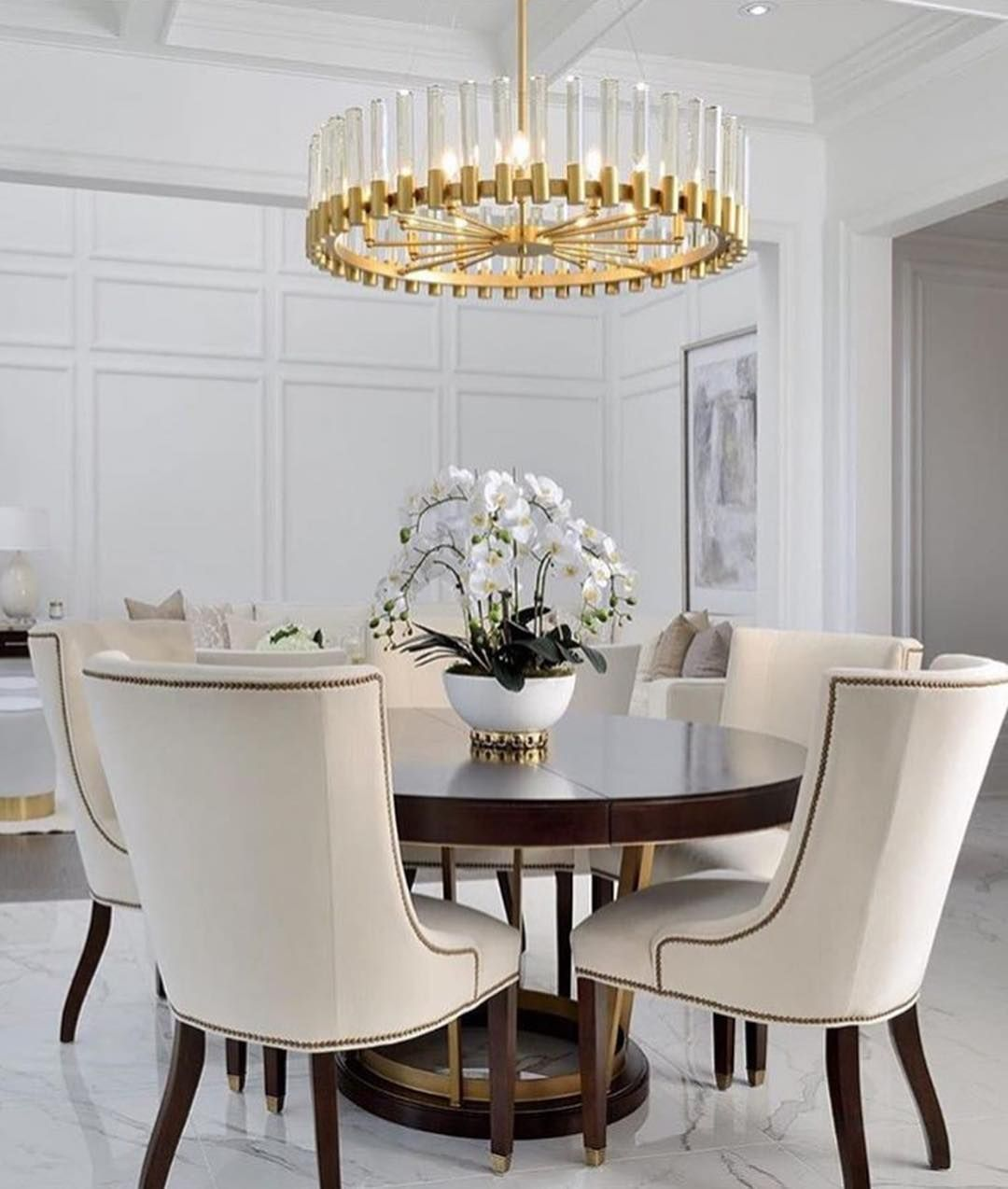 Which Dinning Area Is More Like You 1 By Andrewpikeinteriors And