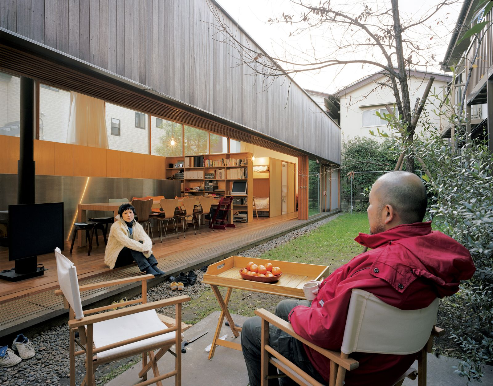when a japanese couple asked architects takaharu and yui tezuka to