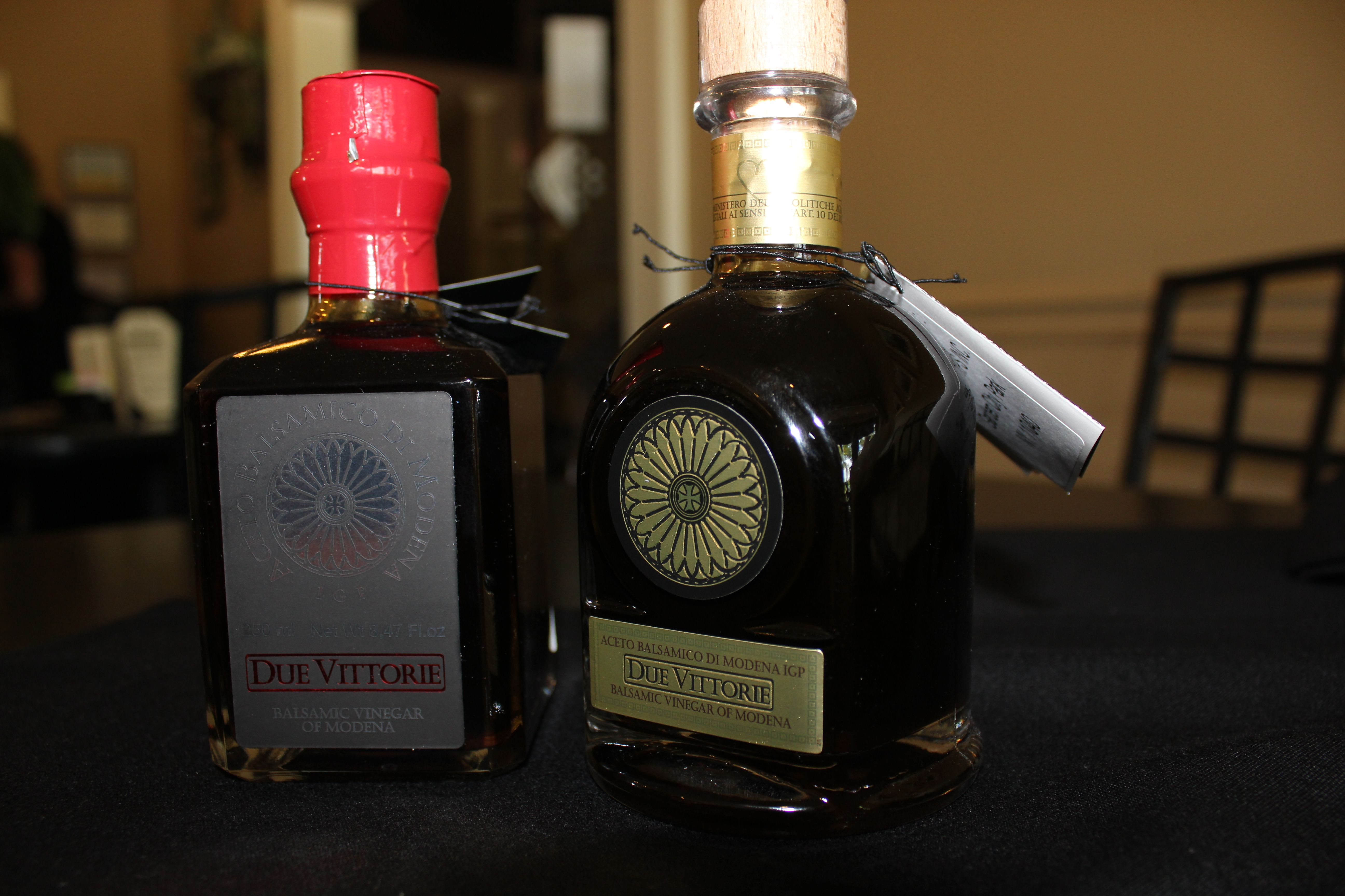 Due Vittorie Balsamic Vinegar Of Modena The Slow Ageing Is A