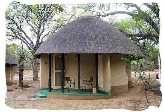 Kruger National Park Accommodation Great Range Of Options African Hut African House Mud Hut
