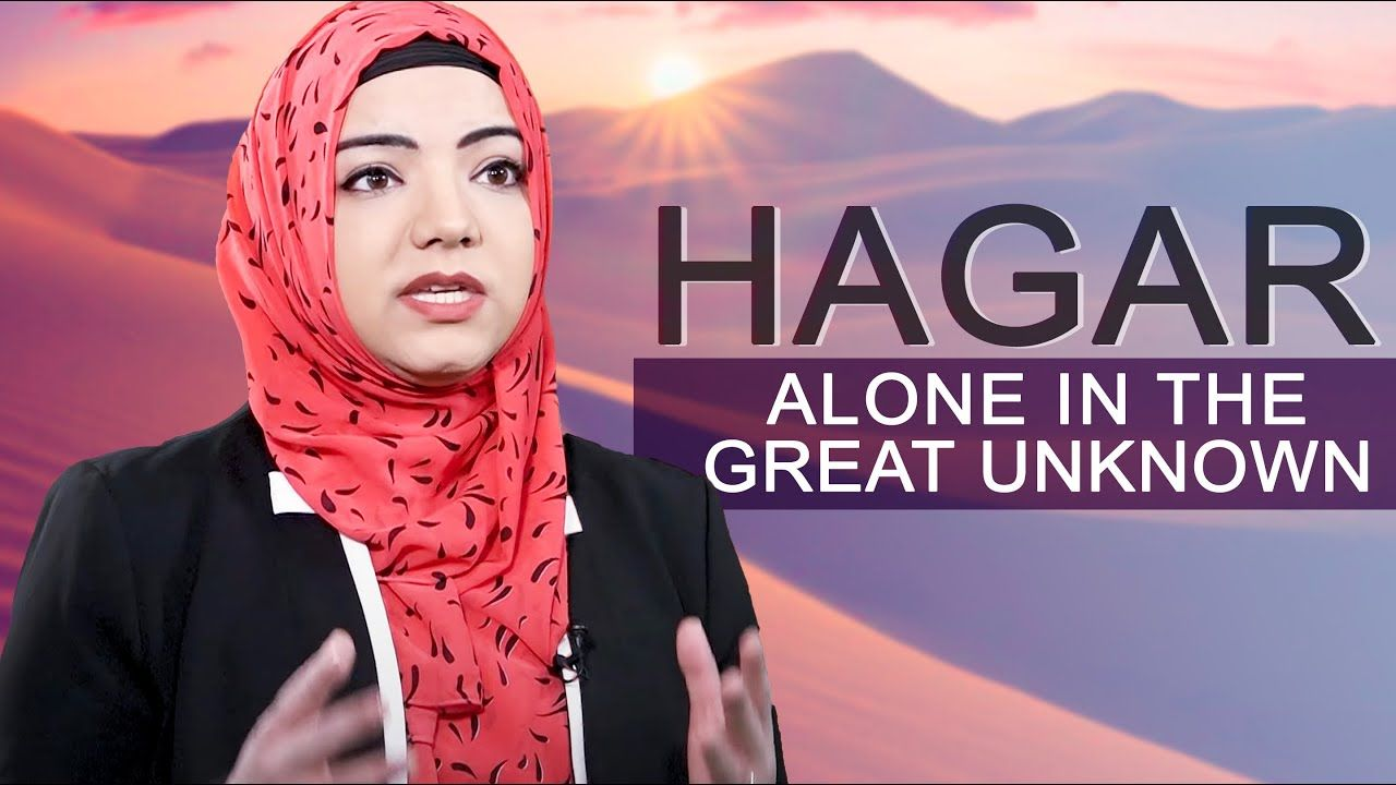 Hagar: Alone in the Great Unknown | Dr Safiyyah Ally 🧕