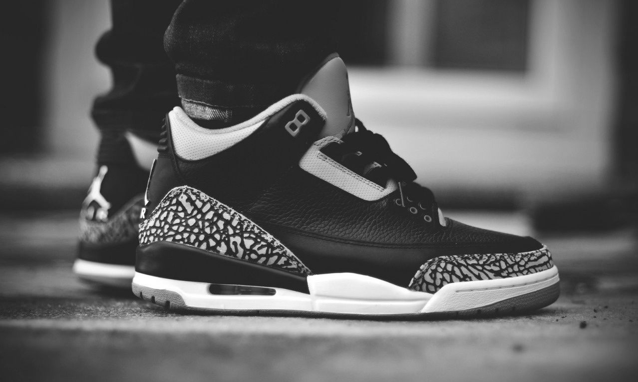 A New Colorway Of The Air Jordan 3 For Cyber Monday? • KicksOnFire.com