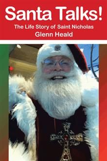 The magic of Santa Claus has been raising questions in the minds of children around the world for centuries. In Santa Talks!, Glenn Heald relies on his research and personal experience playing Santa as he shares details of Saint Nicholas's life and creatively answers the questions often asked by children while sitting on Santa's lap.