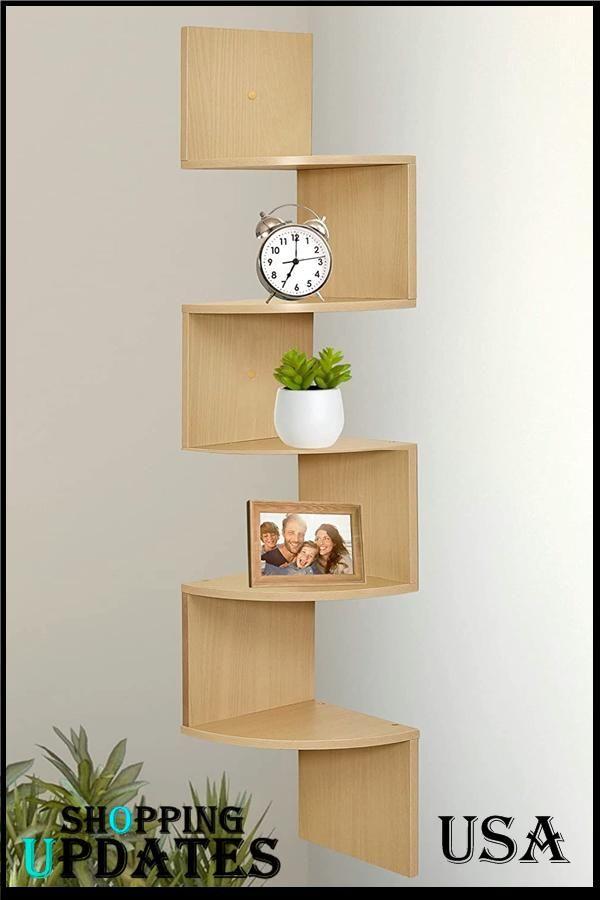 Corner Shelves -   diy Shelves white