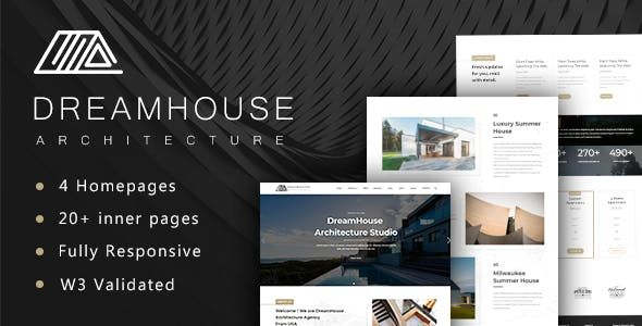 88+ Best Real Estate Website Templates – Free & Premium Downloads ...