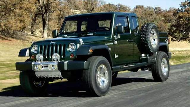 2019 Jeep Wrangler Diesel Pickup Truck Jeep Wrangler Pickup