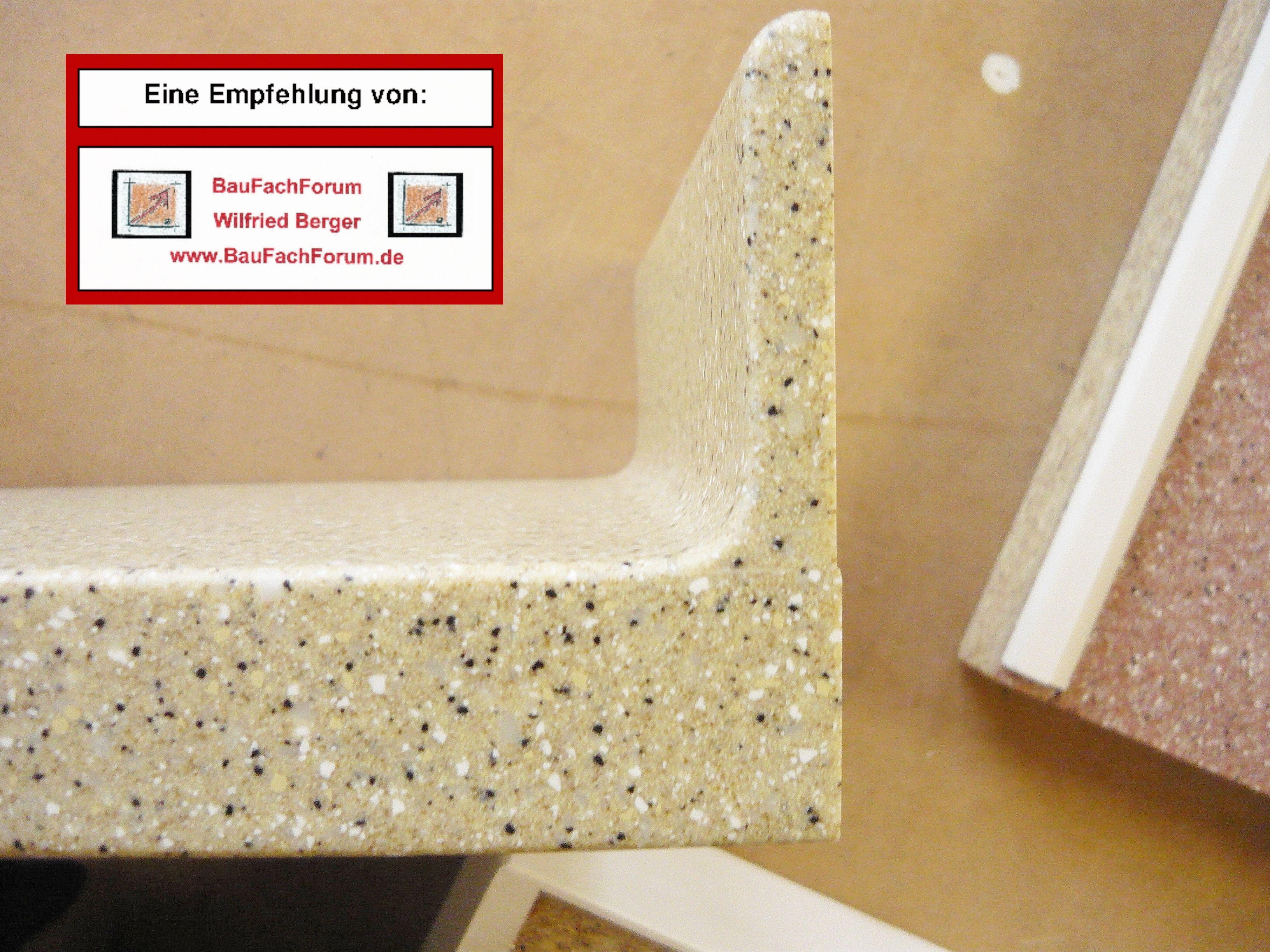 Baufachforum Schaden Sachverstandiger Wilfried Berger Mogliche Schaden Mineralsteinplatten Mineralwerkstoffe Getalit Fenster Einbauen Reparatur Aufklarung