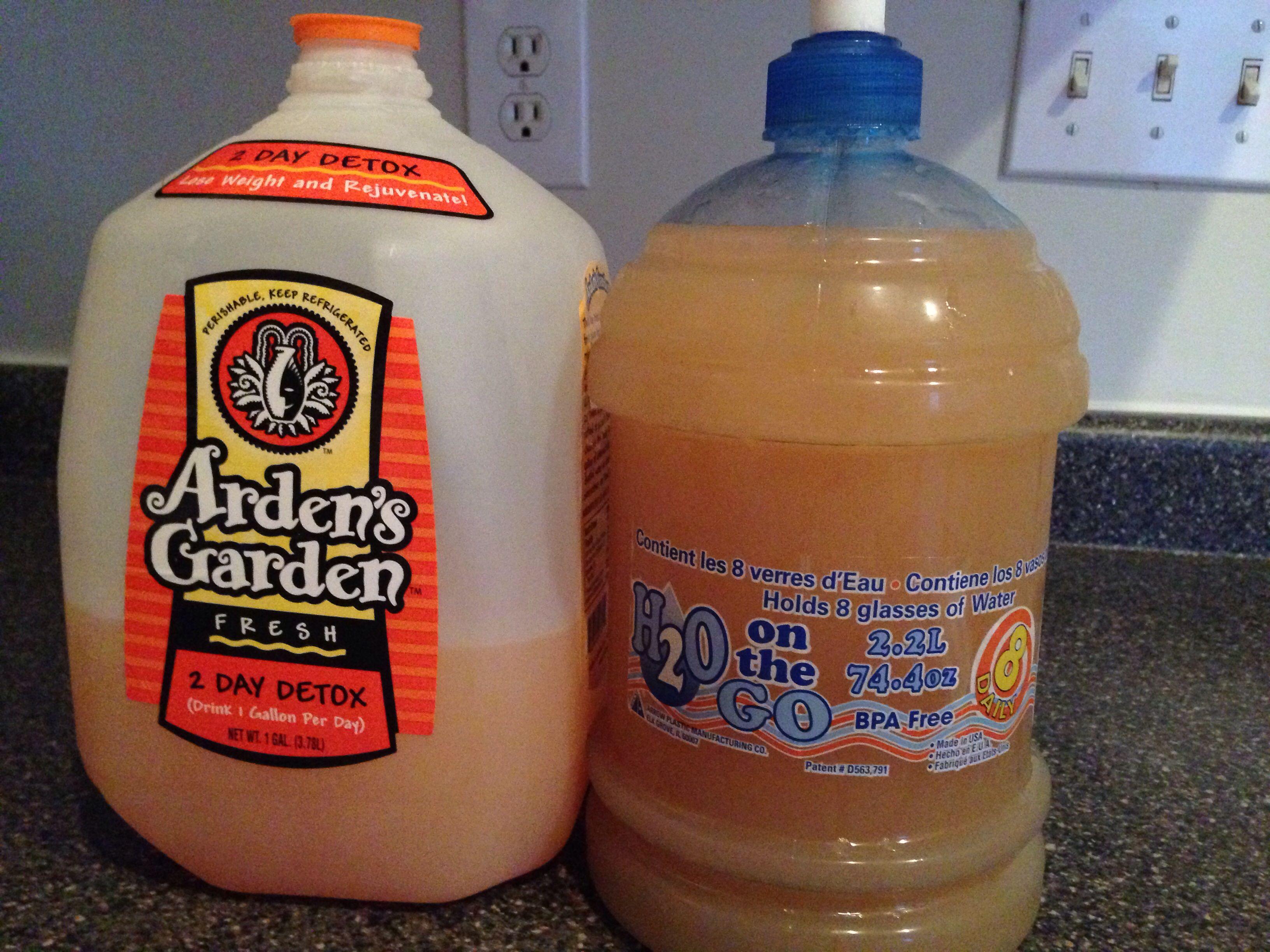 Arden s garden detox juicehead pinterest