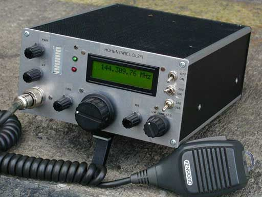 2m SSB / CW only designed for low sideband and phase noise (NO PLL