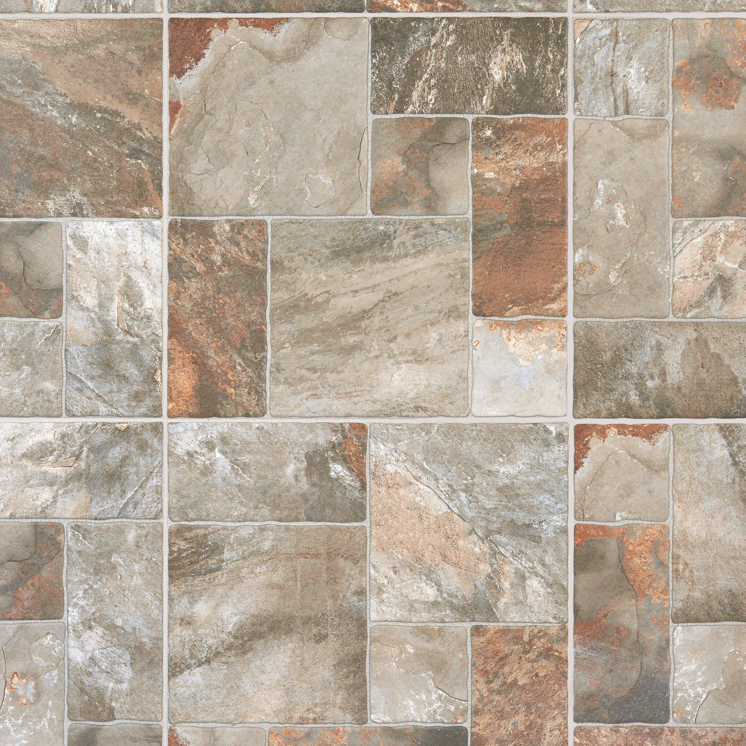 Mix Aran Stone Anti Slip Porcelain Tile Porcelain Tile Flooring Vinyl Sheet Flooring
