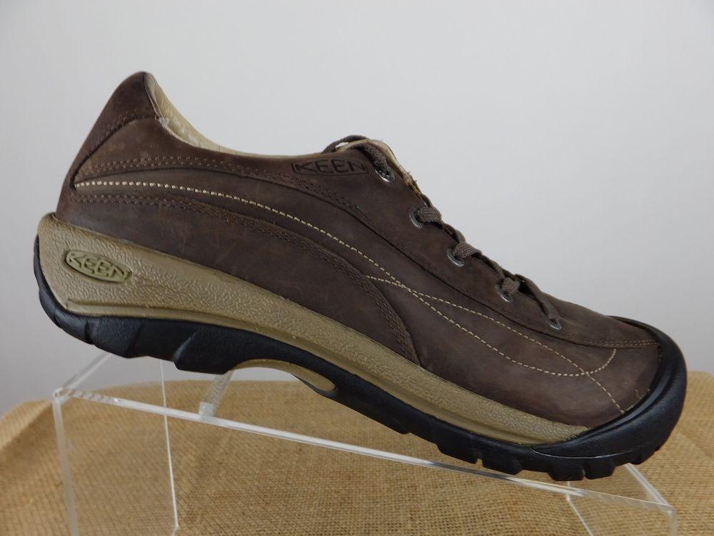c7e6fc46c43 KEEN Toyah Madder Brown Nubuck Leather Lace Hike Trail Shoe Women 11 EU 42  $109 #KEEN #LowTop