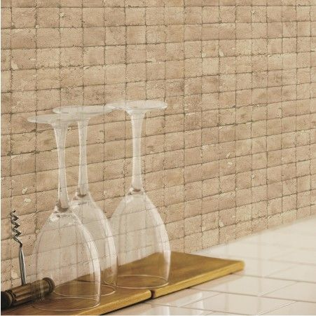 Weathered Stone StickTiles Peel stick backsplashes from