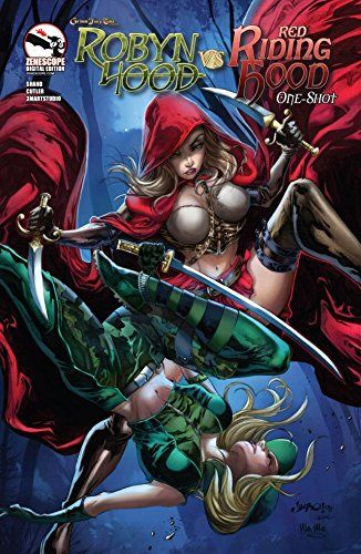 Download free Grimm Fairy Tales Presents: Robyn Hood vs  Red