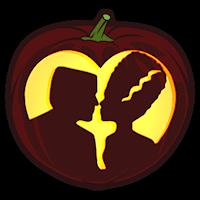 Monster love co stoneykins pumpkin carving patterns and for Monster pumpkin carving patterns