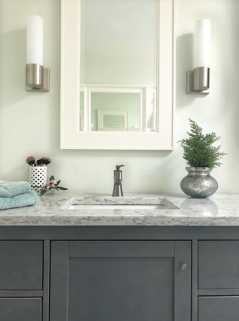 custom vanity with quartz countertop custom vanity on custom bathroom vanity plans id=53701