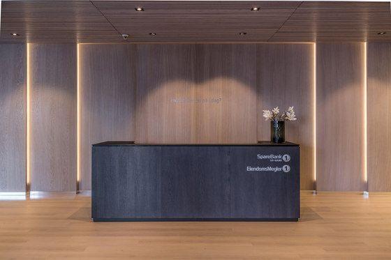 SpareBank1 SrBanks(이미지 포함) 카운터 디자인, 디자인, 호텔