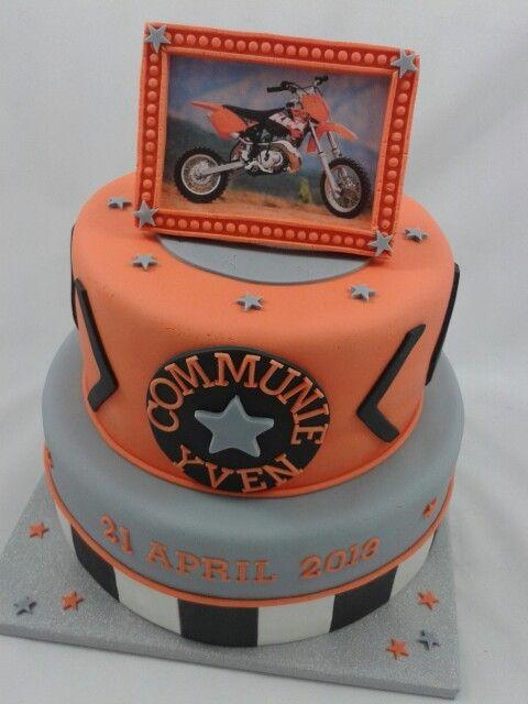 Van De Kamp Birthday Cake