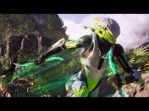 51 Anthem Launch Trailer Youtube In 2020 Anthem Game Anthem Live Action