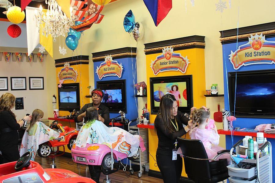 Children's Hair Salon Near Me
