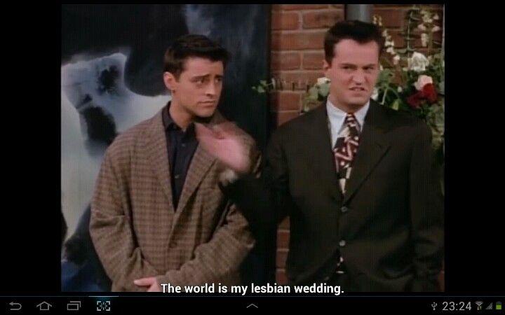 My lesbian world