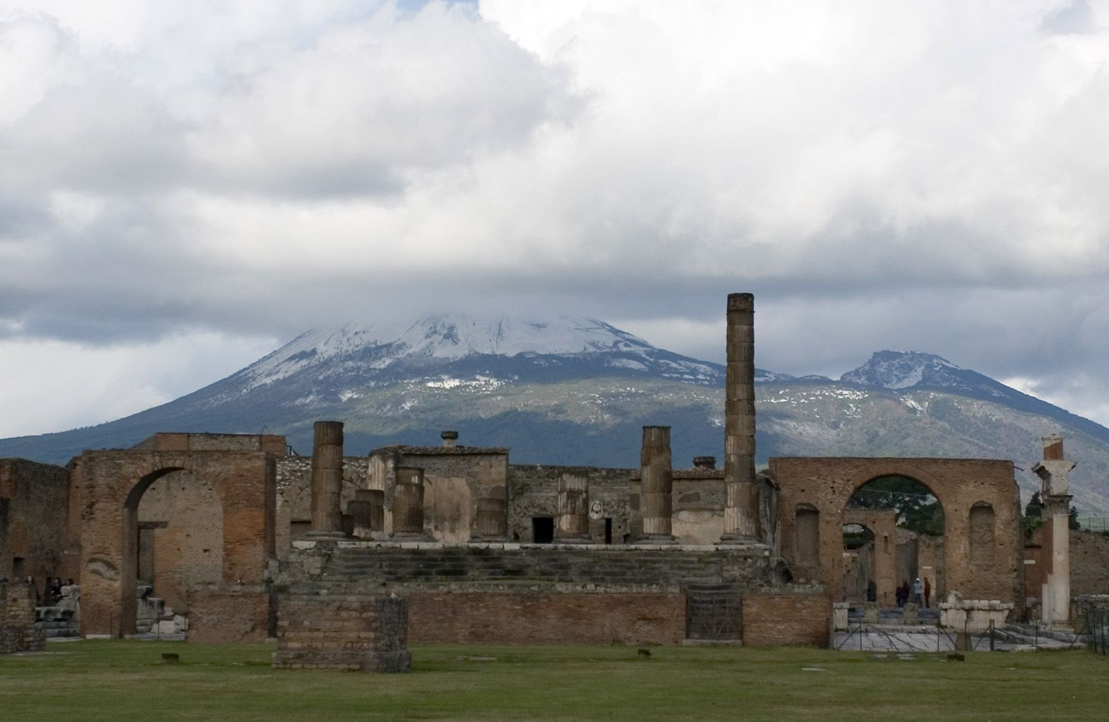 Pompeii And Mt Vesuvius Italy Ever Since I Saw Pink Floyd S Epic