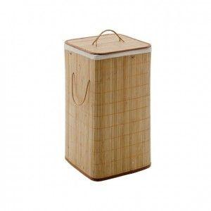 Maganda Bamboo Hamper With Liner Ecohamper Bamboo Laundry Http Laundryshoppe Com Laundry Hamper Hamper Nameeks