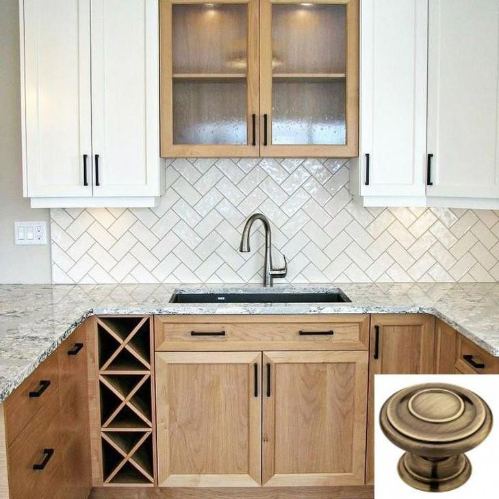 Knotted Oak Kitchen Cabinets: Dark, Light, Oak, Maple, Cherry Cabinetry And Knotty Wood