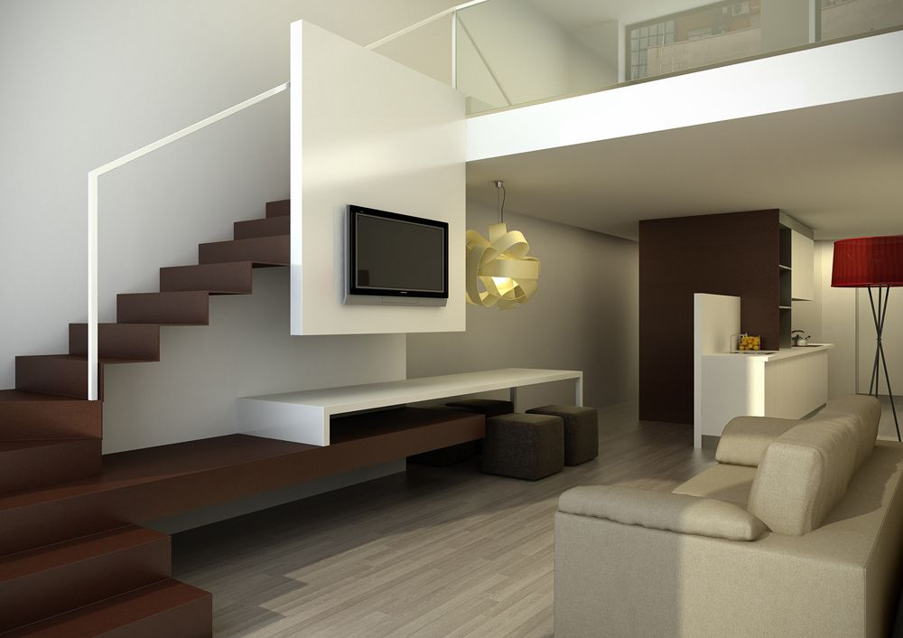 Best Use The Space Under The Stairs And The Stairs Wall 400 x 300