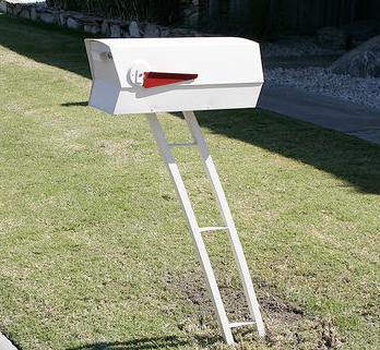 Mid Century Modern Mailbox On Ebay 375 In 2019 Modern