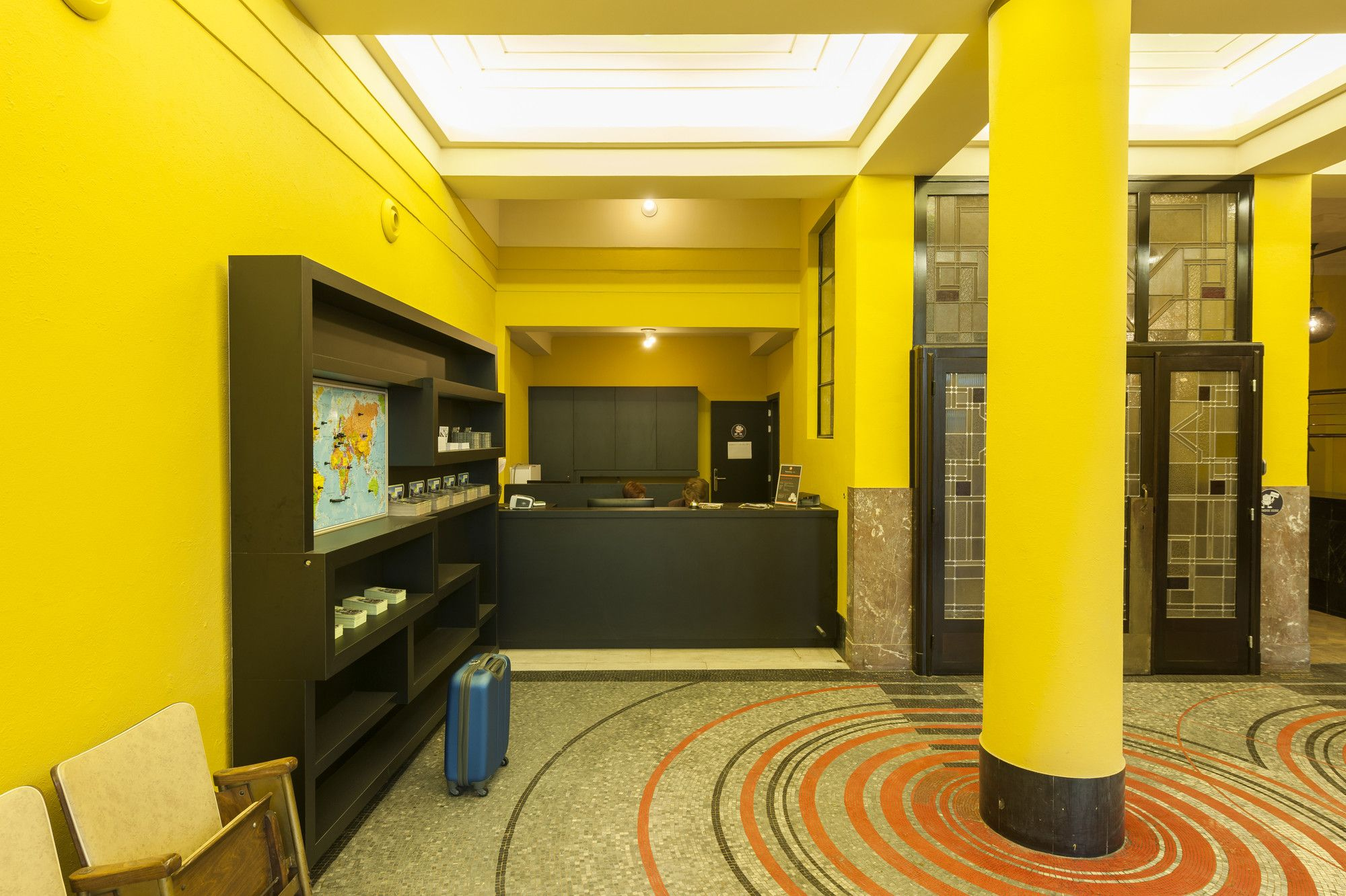 Gallery Of Backstay Hostel Ghent A154 Nele Van Damme Yannick  # Muebles Leclerc Ciudad Real