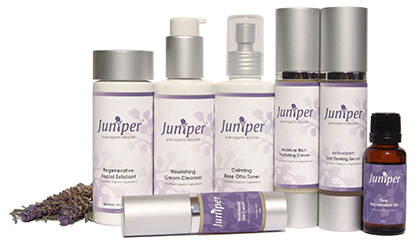 Juniper - Australian range of 100% plant based beauty products suitable for vegans - no animal derived ingredients, no animal testing, and no palm oil.