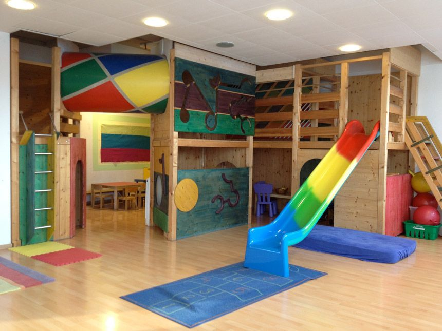 The Importance Of Playground For Kids In The Development Of Children. Inside  Playground ...